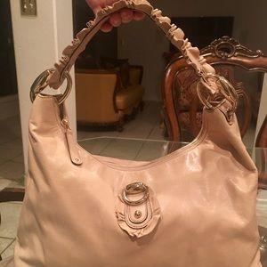 Authentic Gucci Cream Bag